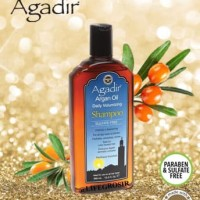 AGADIR ARGAN OIL - VOLUMIZING SHAMPOO / CONDITIONER 366 ML