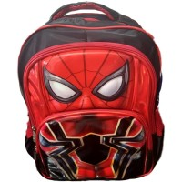 Tas Ransel Sekolah Besar Anak Laki-Laki Motif Spiderman - Backpack SD