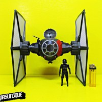 Figure Star Wars First Order Special Forces Tie Fighter Hasbro