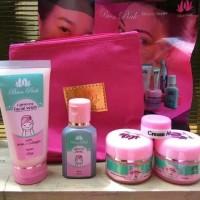 Paket Baby Pink Jerawat Been Pink Acne Series/ Paket Perawatan Wajah
