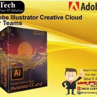 Adobe illusatrator CC For Teams (12 Months)
