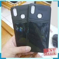 BARU.. / SOFTCASE FIBER CARBON AUTOFOCUS FOR VIVO Y91 RAM 2GB VIVO Y95