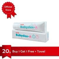 Babydex-A 20g (BUY 1 GET 1 FREE) TKPPRO081217DPOTM + BONUS Handuk