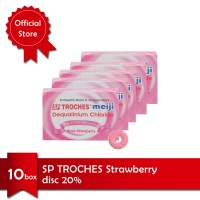 SP Troches Strawberry (10 pcs)