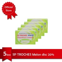 SP Troches Melon (5 pcs)