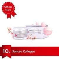 Sakura Collagen Anti AGE`s Cream 10g (1 pc)