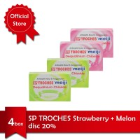 SP Troches (2 pcs Melon & 2 pcs Strawberry)