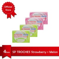 SP Troches (2 pcs Melon & 2 pcs Strawberry) STR4