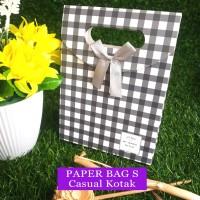 Paper Bag S - Goodie Bag / Goody Bag / Tas ULTAH - CASUAL SERIES