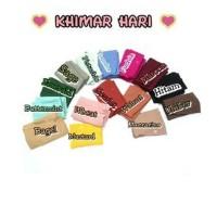 Dijual Khimar Hari Size M Jilbab Instan Hijab Alila Diskon