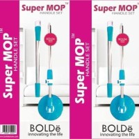 GAGANG/TONGKAT PEL HANDLE REFILL SUPERMOP GAGANG SUPER MOP BOLDE MURAH