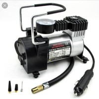 Kompressor Pompa Angin Ban Mobil SILVER - Heavy Duty Air Compressor