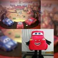 The Cars Theme Party