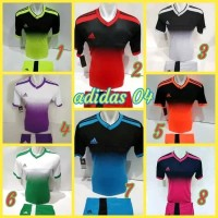 Baju Kaos Olahraga Jersey Bola Setelan Futsal Volly Ad 04