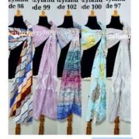 Baby sling ring premium cotton motif cozyland ( gendongan modern )