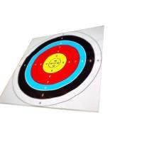 Face target / target panah / sasaran panah