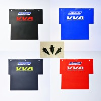 Mudflap - Mud Flap Kepet Karet Yamaha NMAX - termasuk Kancing 3 pcs