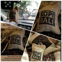 Parfum mobil aroma kopi dari biji kopi tanpa parfum