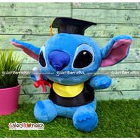 Boneka Stitch Wisuda ( BW - 631242 )