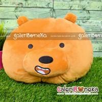 Boneka Bantal Bare Bears ( BK - 633240 )