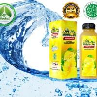 Obat Penghancur Lemak Perut - Paha Dengan de Lemon 100% Alami
