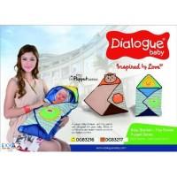 Selimut Baby Blanket + Saku Dialogue Puppet Series DGB 3216