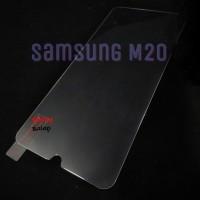 Tempered Glass 9H Samsung Galaxy M10 - M20 - M30 Clear Round Edge