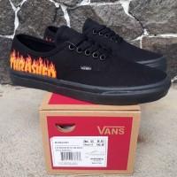 Sepatu Pria   Sneakers pria   Vans Authentic Trasher Black 7624528dbd
