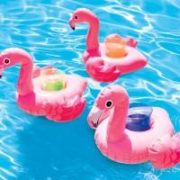 Flamingo 3 Drink Set Holders Floating - Intex 57500