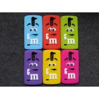 Harga lg g3 stylus m m chocolate rubber soft tpu case 3d cute cover | Pembandingharga.com