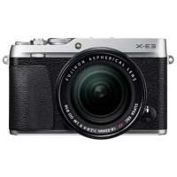 Harga promo fujifilm x e3 kit xf 18 55mm mirrorless fuji xe3 garansi | Pembandingharga.com