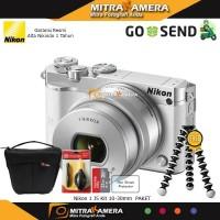 Harga big sale nikon 1 j5 kit 10 30mm kamera mirrorless | Pembandingharga.com