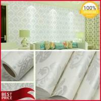 Harga grosir murah wallpaper sticker dinding ruangan hijau ke kreaman | Pembandingharga.com