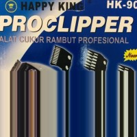Mesin Alat Cukur Dan Pemotong Rambut HAPPY KING