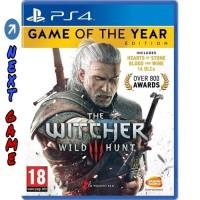 PS4 The Witcher 3 GOTY Region 3