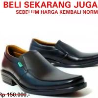 sepatu pantofel swedian leather obral jual rugi sisa stock 663f575afd