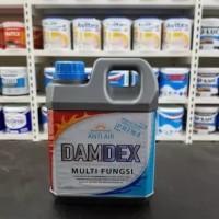 Damdex 1ltr 1l pengeras beton anti bocor multifungsi obat cor