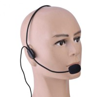 Headset Style Call Center Omnidirectional 52dB - MF03 terlaris