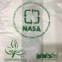 TAS KRESEK ORIGINAL NASA - KANTONG PLASTIK NASA