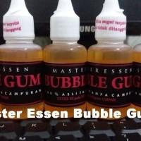 Master Essen Bubble Gum
