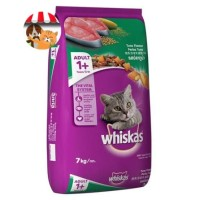 Whiskas Tuna 7kg - Makanan Kucing Whiskas Tuna
