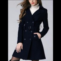 WINTER OVERCOAT WOMEN AURORA Mantel Musim Dingin Wanita  dc4e843e33