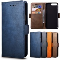 Casing Top Leather Case For Apple iPhone 6 iPhone6 A1549 A1586