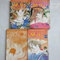 "Buku Komik ""Milky Magic"" Full Episode (4 Buku)"
