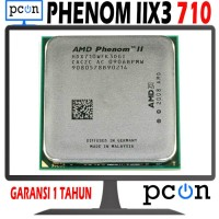 PROCESSOR AMD PHENOM II X3 710