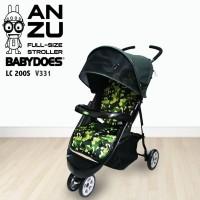 Stroller Kereta Bayi Babydoes ANZU LC200