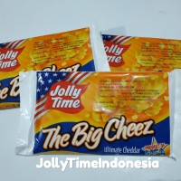 Jolly Time Popcorn Big Chesee Product Of USA(termurah/grosir)