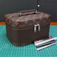LV Mono Tempat Make up Cantik / Tas Kosmetik / Beautycase /Cosmetic
