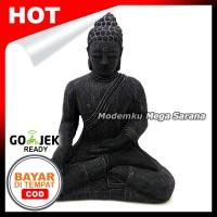 Patung Dewa Budha Bersila - Ukuran M T18