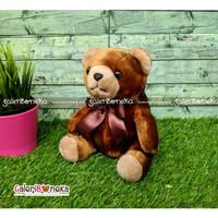 Boneka Beruang Teddy Grizzly Kecil ( HK - 639120 )